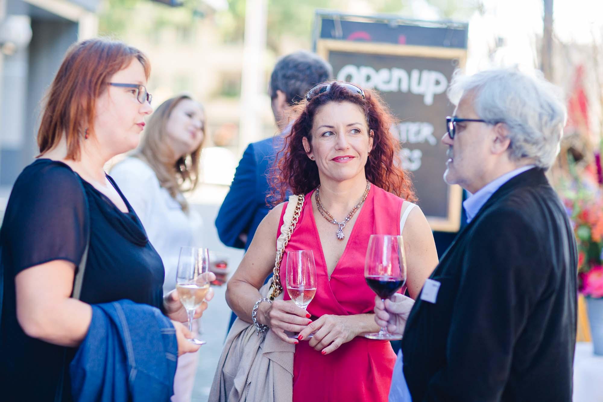 Gisela Milesi, Angela Grandjean and Urs Thaler