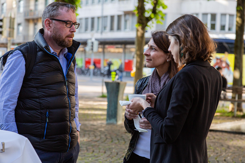 Martin Zehnder, Alessandra Pomponio, Merith Heinemann