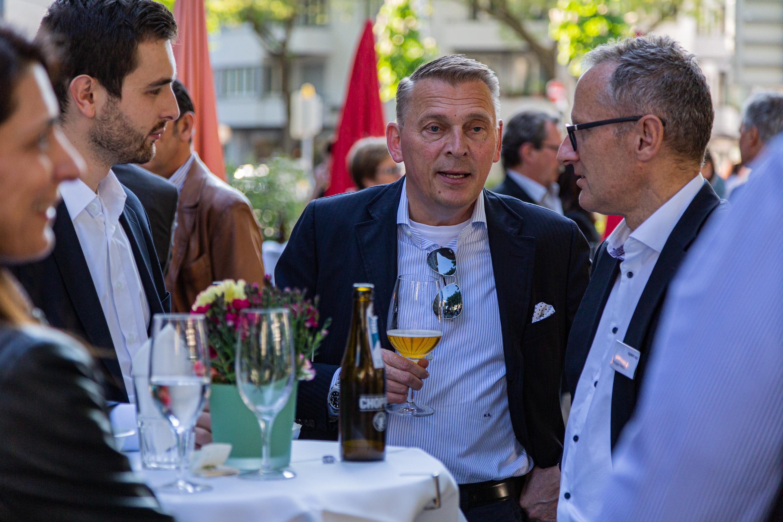 Nikolai Stengel, Martin Bloch, Philippe Welti