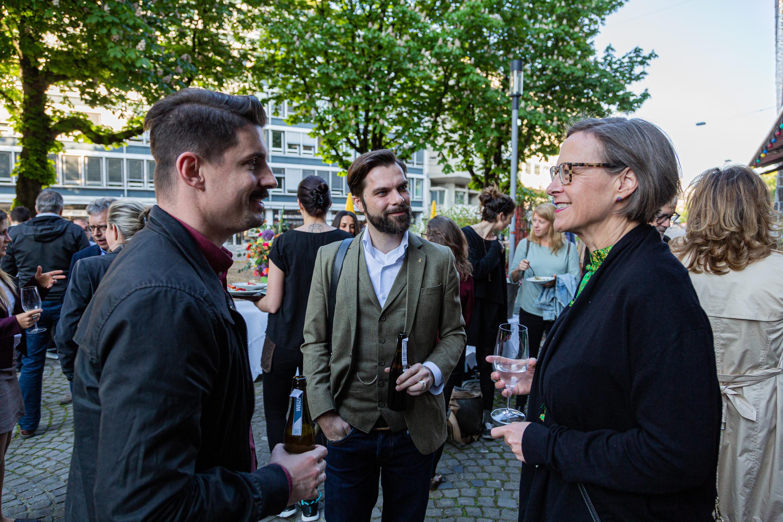 Johannes Just, Stephan Huber, Melanie Schneider