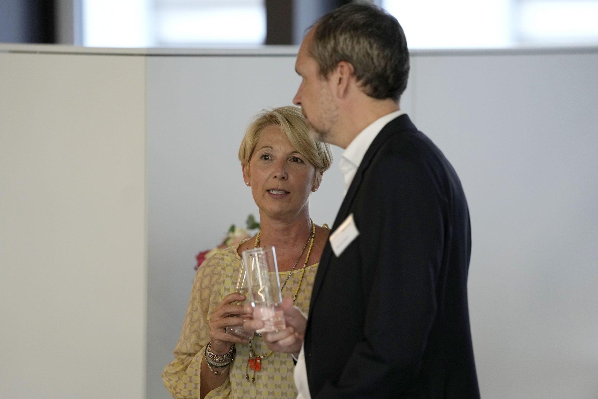 Andrea Schlenker, Patrick Preuss